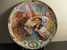 "Wizard of Oz ""Over The Rainbow"" Musical Plate"