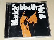 Black Sabbath - Vol 4 - CD - 2004 - Castle Communications- SMRCD 034 ~(Ozzy)~