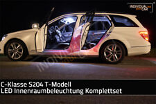 LED Innenraumbeleuchtung SET für Mercedes - Benz C-Klasse T-Modell S204 -  ...