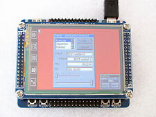 "STM32F103RBT6 development board +  2.8"" TFT touch screen lcd display module"