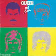 Hot Space by Queen (CD, 1994, EMI (Brazil)) 077778949725 Digital Remasters