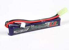 RC Turnigy nano-tech 1200mAh 2S 25-50C Lipo AIRSOFT Pack