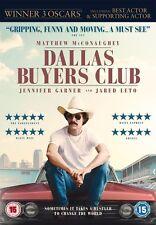 DALLAS BUYERS CLUB MATTHEW McCONAUGHEY JENNIFER GARNER EONE UK 2014 R2 DVD L NEW