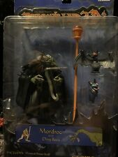 Dragons Lair 3D Series 1 Mordroc With Ding Bats Figures NEW