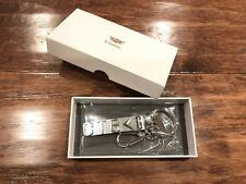 NEW CADILLAC KEYCHAIN CT6 KEY RING KEYRING With Logo Gift Box