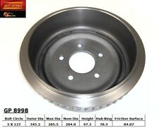 Brake Drum fits 1992-2002 GMC Savana 1500 C1500 Suburban  BEST BRAKES USA