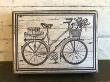 Primitives by Kathy - Bicycle Box Sign