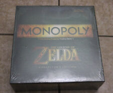 The Legend of Zelda Monopoly Edition GameStop EXCLUSIVE Ocarina of Time Token