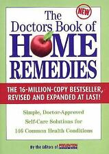 Doctor's Book of Home Remedies: Simple, Doctor-Approved Self-Care Solutions for