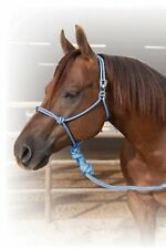 New listing Professional Choice Easy On Rope Halter/W Lead