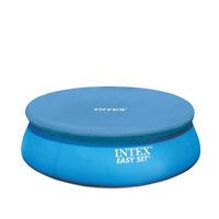 Intex Easy Set Abdeckplane für Quick Up Pools 305 cm 28021 Bestway