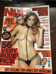 Magazine Nts. Rosie & Arabella, Jolie, Lucy, Jordan, Sophie Etc.