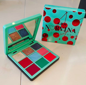 Authentic Anastasia Norvina Mini Pro Pigment Eye Shadow Palette Vol.3 New In Box