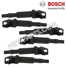 NEW For BMW Mini Set of 6 Updated Ignition Coils OEM Bosch 12137594937