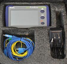 AFL Noyes FS200-100B-U FlexScan SM Fiber OTDR FS200-100U FS200 FS 200 Flex Scan