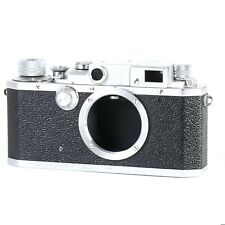 :Canon IIIa 35mm Film Rangefinder Camera Body #68552 - Defective Slow Speeds