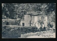 Somerset CHEDDAR Sycamore House The Cliffs 1907 PPC