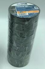 New listing Lot of 10x Shurtape Ev 57 General Purpose Colored Vinyl Electrical Tape Black