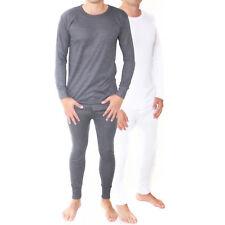 SOFTY®  Unisex Children Kids Thermal Underwear Long Sleeve T-Shirt Top Warm Vest