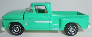 Matchbox Moving Parts 1963 Chevy C10 Pickup Green 2021 Loose