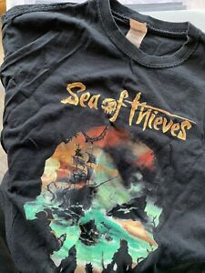 Sea of Thieves Promotional Shirt Large