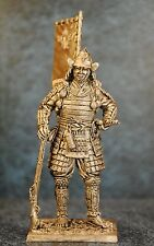 Tin Soldiers * Medieval Japan * Samurai on the march, 16th century * 54-60 mm