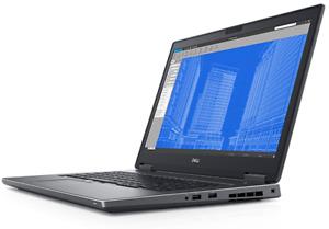 """Dell Precision 7730 17.3"""" FHD IPS Xeon E-2176M 32GB RAM 1TB SSD Nvidia P4200 8GB"""