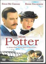 DVD ZONE 2--MISS POTTER-- McGREGOR/ZELLWEGER/NOONAN