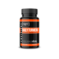 High T Envisions:  Daily Turmeric - Anti-Inflammatory Immune System Booster