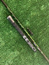 Aldila Xtorsion Green 60 Stiff Wood Shaft Assembled Tip + Grip Custom Built