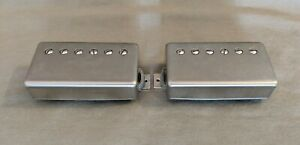 GHOST WINDERS USA 57 CLASSIC HOT PAF HUMBUCKER PICKUPS, ALNICO 2, FITS GIBSON
