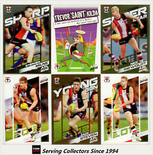 2012 Herald Sun AFL Trading Cards Base Card Team Set St. Kilda(12)