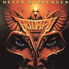 Never Surrender TRIUMPH CD