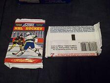 1990-91 Score U.S. Hockey Sealed Pack (possible Brodeur, Jagr, Lindros RC`s)