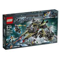 LEGO Ultra Agents 70164 Hurrikan Überfall Hurricane Robbery