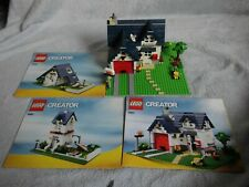 Lego Ceator - 5891 - APFELBAUMHAUS , mit Bauanleitung