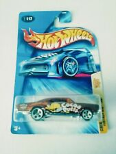 Hot Wheels Cereal Crunchers Series #117 Cocoa Puffs Pontiac GTO 1967 5/5 2004