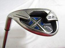 Used LH Callaway X-22 Sand S Wedge Callaway Steel Uni Flex U-Flex