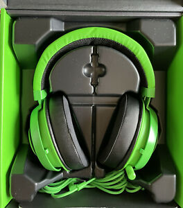 Razer Kraken Gaming Headset for PC/Xbox/PS4/Nintendo Switch Green