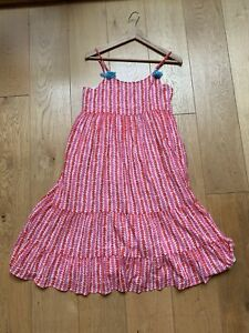Boden Sun dress Girls / Mini Boden - pink/red Age 15-16 years