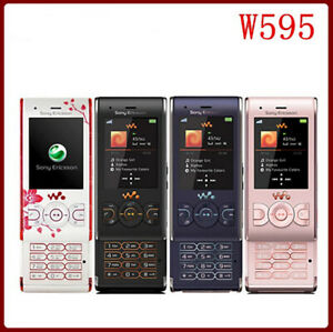Sony Ericsson Walkman W595 (Unlocked) GSM 3G Cellular Phone Mobile Cell phone