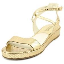 Calzado de mujer sandalias con tiras Michael Kors color principal oro