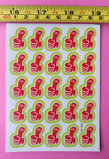 B43 Sticker Sticky paper Child sticker Chinese Children reward stickers DDD V型在