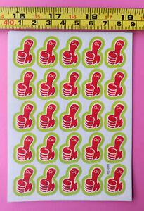 B43 Sticker Sticky paper Child sticker Chinese Children reward stickers D r4rt4