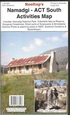 Rooftop Namadgi - ACT South Activities Map *IN STOCK IN MELBOURNE- NEW*