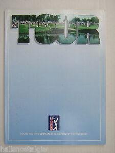 1992 The Official Publication of the PGA Tour Program