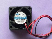 40x40x20mm DC 12V  Brushless Dual Ball Bearing fan - NEW
