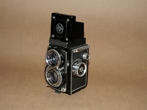Sawyer's Mark IV 127 Camera w/ F2.8 6cm Topcor Lens