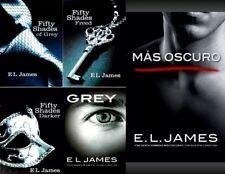 50 Sombras De Grey Saga Completa + kamasutra Ilustrado 7 libros digitales PDF