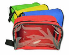 Lightning X Color Coded First Aid Medical Kit Accessory Pouches - Zippered Bag w